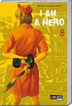 I am a Hero 08 (Manga)
