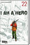 I am a Hero 22 (Manga)