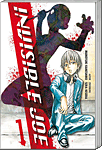 Invisible Joe, Band 01 (Manga)