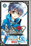 Kiss of Rose Princess 08 (Manga)