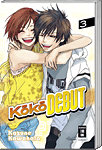 Koko Debut, Band 03 (Manga)