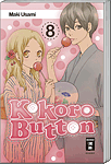 Kokoro Button, Band 08 (Manga)