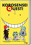 Korosensei Quest!, Band 01