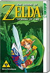 The Legend of Zelda: Ocarina of Time, Band 2 (Manga)