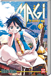 Magi: The Labyrinth of Magic 01 (Manga)