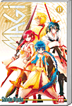 Magi: The Labyrinth of Magic, Band 11