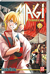 Magi: The Labyrinth of Magic 02 (Manga)