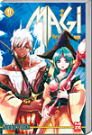 Magi: The Labyrinth of Magic, Band 09
