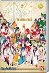 Magi: The Labyrinth of Magic 37 (Manga)