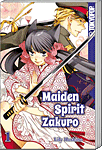 Maiden Spirit Zakuro, Band 01 (Manga)