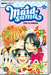 Maid-sama, Band 04 (Manga)