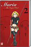 Maria the Virgin Witch, Band 02 (Manga)
