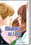 Miracles of Love, Band 02 (Manga)