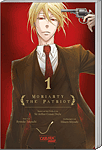 Moriarty the Patriot, Band 01