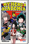 My Hero Academia, Band 08