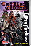 My Hero Academia: Ultra Archive - Guide Book Bad guys
