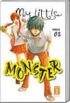 My Little Monster, Band 02 (Manga)
