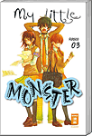 My Little Monster, Band 03 (Manga)