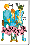 My Little Monster, Band 04 (Manga)