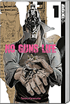No Guns Life, Band 01 (Manga)