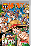 One Piece: Green - Secret Pieces (Manga)