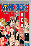 One Piece: Red - Characterbook