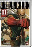 One-Punch Man, Band 01