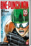 One-Punch Man, Band 05 (Manga)