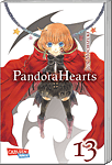 Pandora Hearts, Band 13 (Manga)