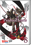 Pandora Hearts, Band 08 (Manga)