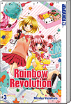 Rainbow Revolution, Band 03 (Manga)