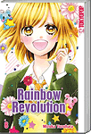 Rainbow Revolution, Band 08 (Manga)