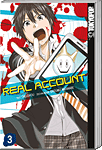Real Account 03 (Manga)