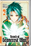 Record of Grancrest War 02 (Manga)