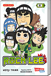 Rock Lee, Band 02
