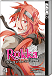 Rokka: Braves of the Six Flowers 04
