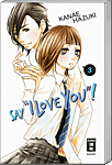 Say I Love You!, Band 03