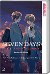 Seven Days, Band 2 - Perfect Edition