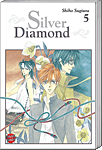 Silver Diamond, Band 05 (Manga)