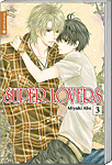 Super Lovers 03 (Manga)
