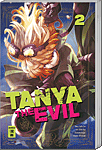 Tanya the Evil, Band 02 (Manga)