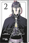 The Heroic Legend of Arslan, Band 02 (Manga)