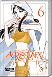 The Heroic Legend of Arslan, Band 06 (Manga)