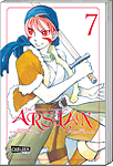 The Heroic Legend of Arslan, Band 07 (Manga)