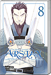 The Heroic Legend of Arslan, Band 08 (Manga)