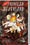 The Promised Neverland, Band 03