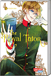 The Royal Tutor, Band 04 (Manga)