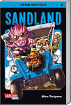 Toriyama Short Stories, Band 08