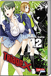 Triage X, Band 12 (Manga)