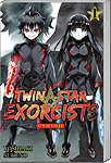 Twin Star Exorcists: Onmyoji, Band 01
